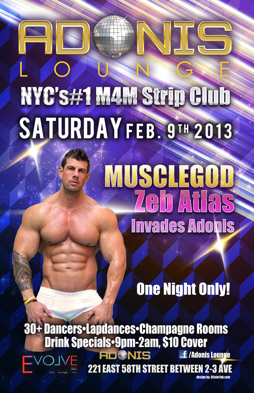 Zeb atlas gay or straight