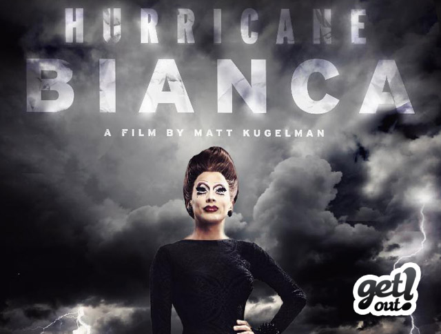 HURRICAN BIANCA ON THE BIG SCREEN