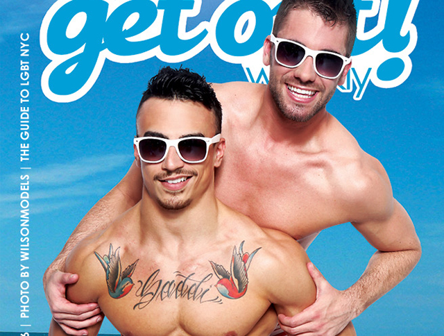 Nyc gay magazine