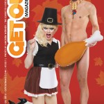 GET OUT GAY MAGZINE - THANKSGIVING-