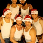 Los Nutcrackers 2013 - From top left and clockwise- Gabriel Morales,  Johnathan Cedano,  Johary Ramos,  Robert Maisonett,  Casey Papisongo,  Jesse Vega Photo by BAAD