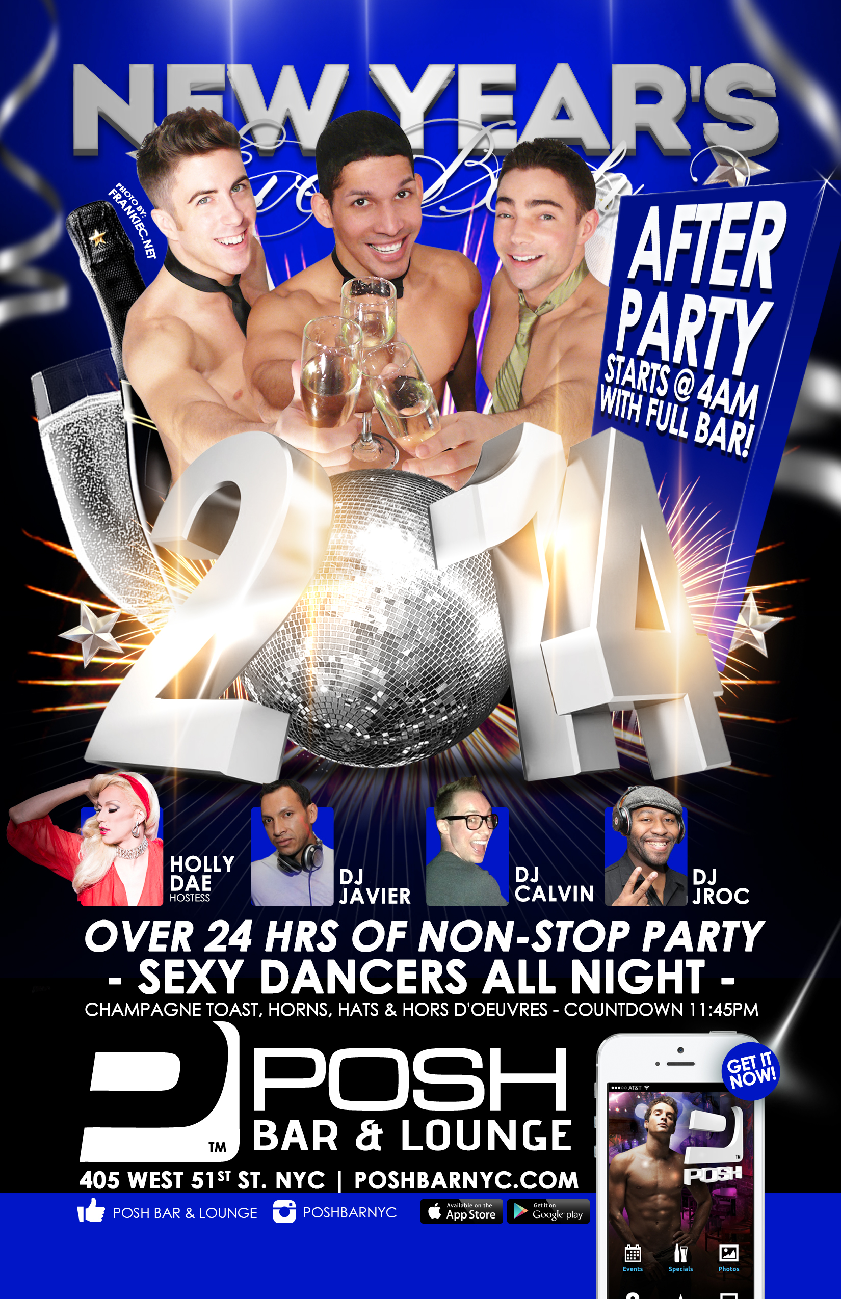 party all night non stop 2014