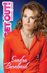 GETOUT169-Get Out Gay Magazine - Issue 169 - JULY 16-Sandra Bernhard-