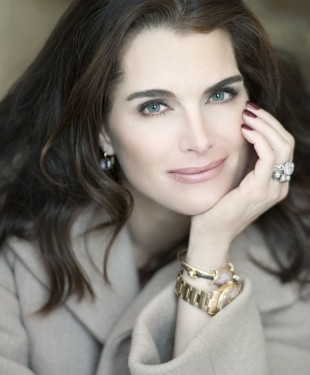 Brooke Shields HEADSHOT -small
