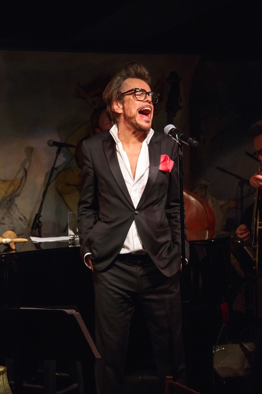 Photos: Michael Wilhoite. TAGS; BUSTER POINDEXTER