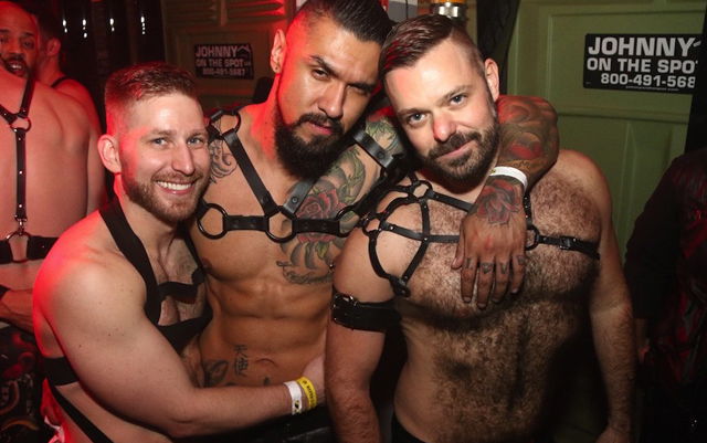 Gay black party new york