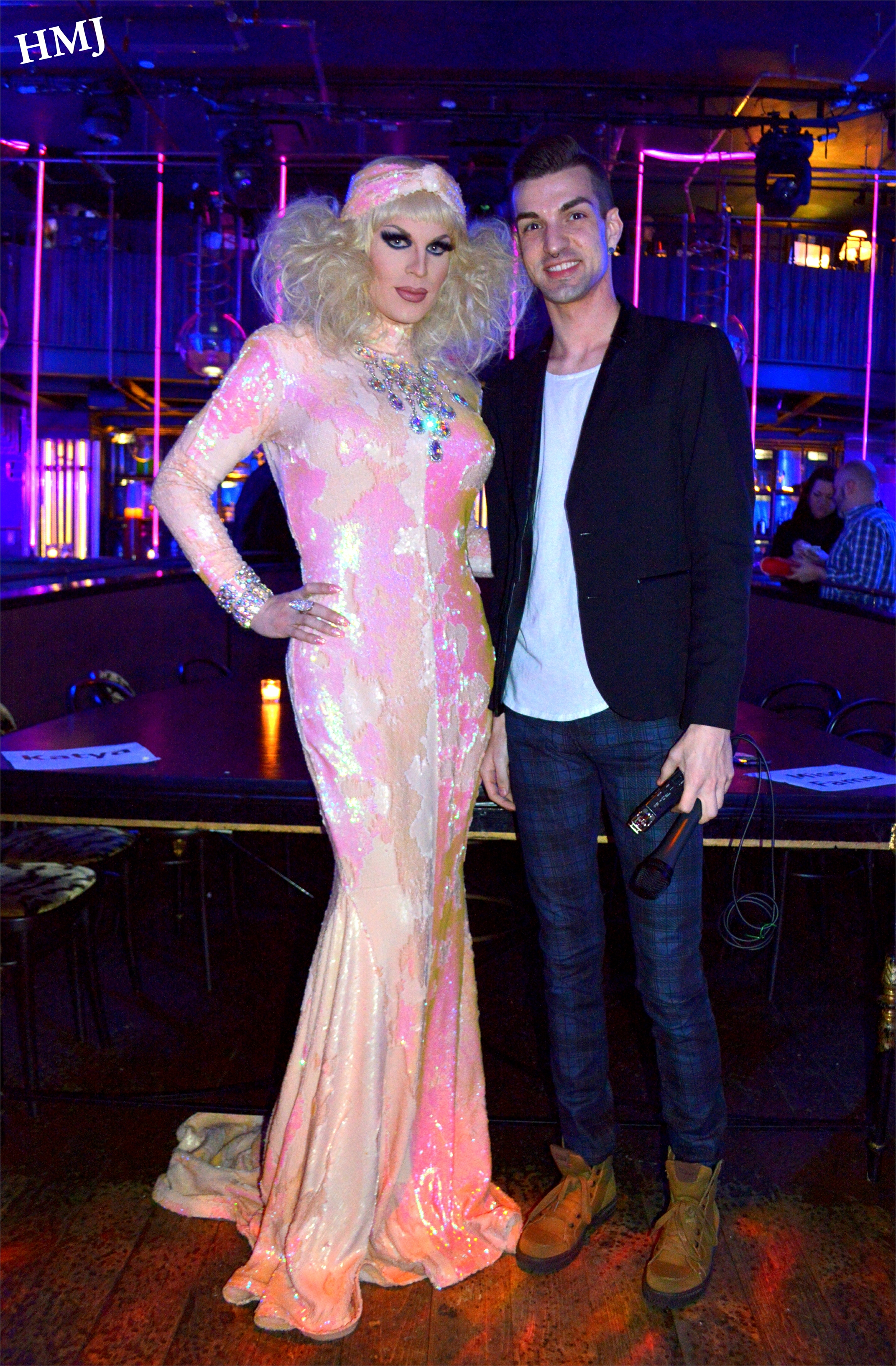 Galerry Drag Race Season 7 Premiere Party The Diamond Horseshoe Get