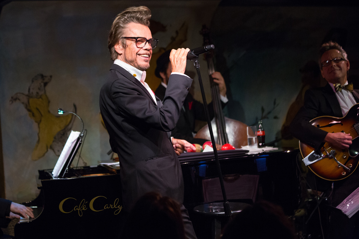david johansen live it up