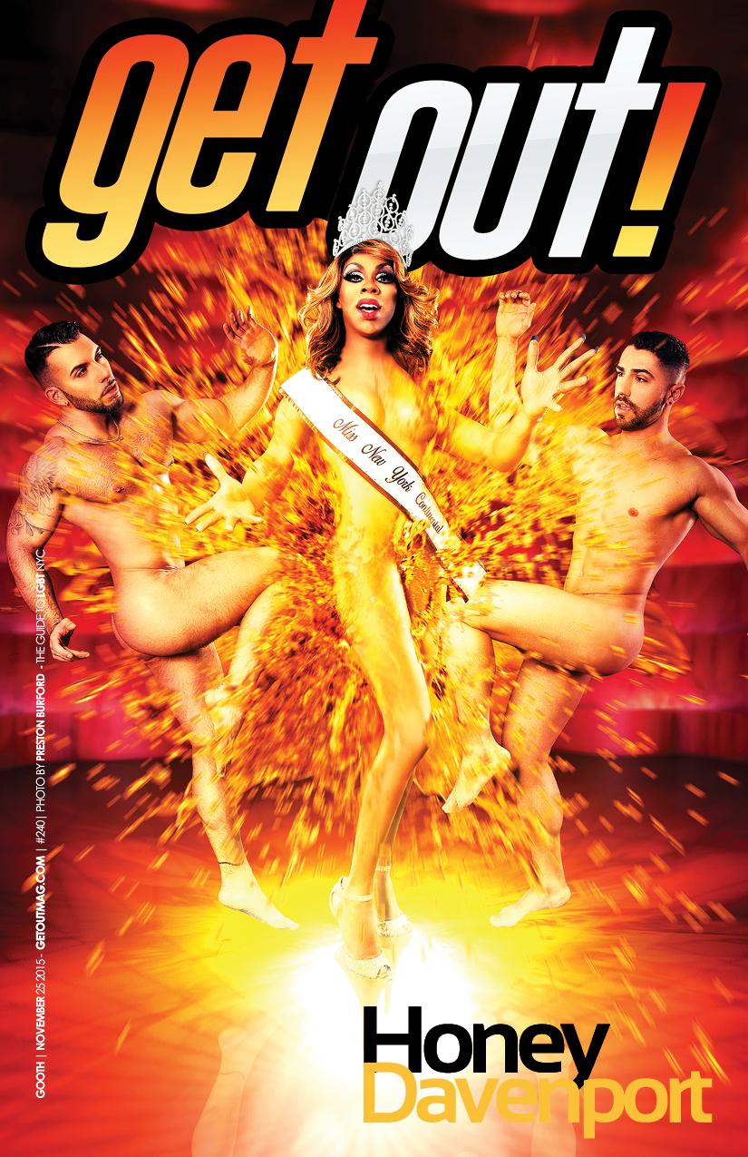 GAY Magazine Issue September 11