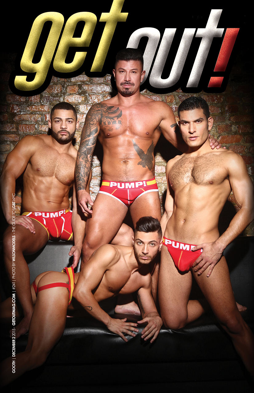 from Dominic hamilton gay bars