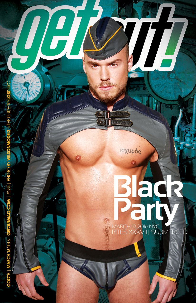 from Chad nyc gay magazine