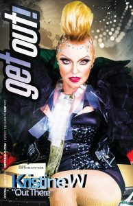 Get Out! GAY Magazine – Issue 270 – June 29, 2016 | Ryan Rose - Kristine W-
