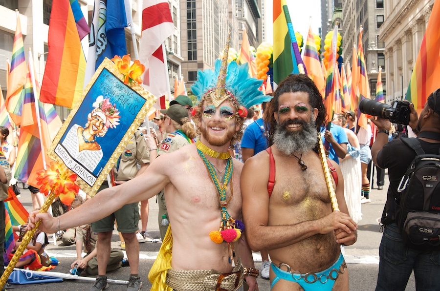 Get details about Gay Pride