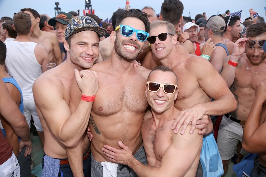 Fire island gay news