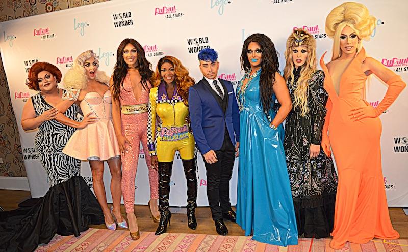Premiere of RuPaul's Drag Race All-Stars Season 2   Get ...