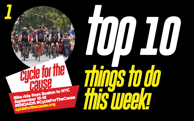 Top 10 things to do this week get out magazine nyc s for Things to do in nyc this week