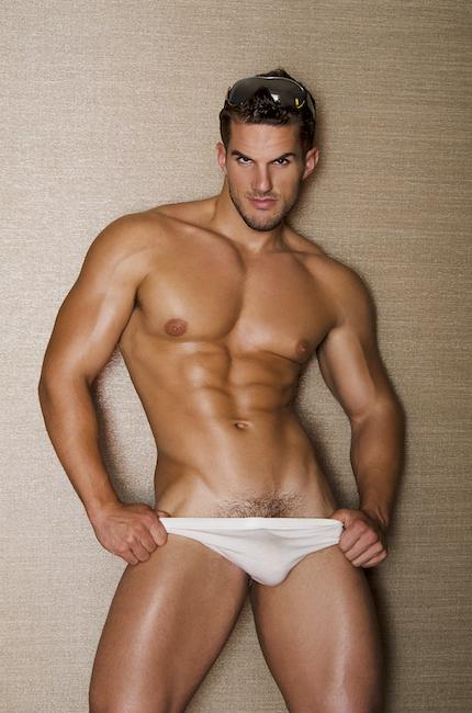 Gay body builder escort