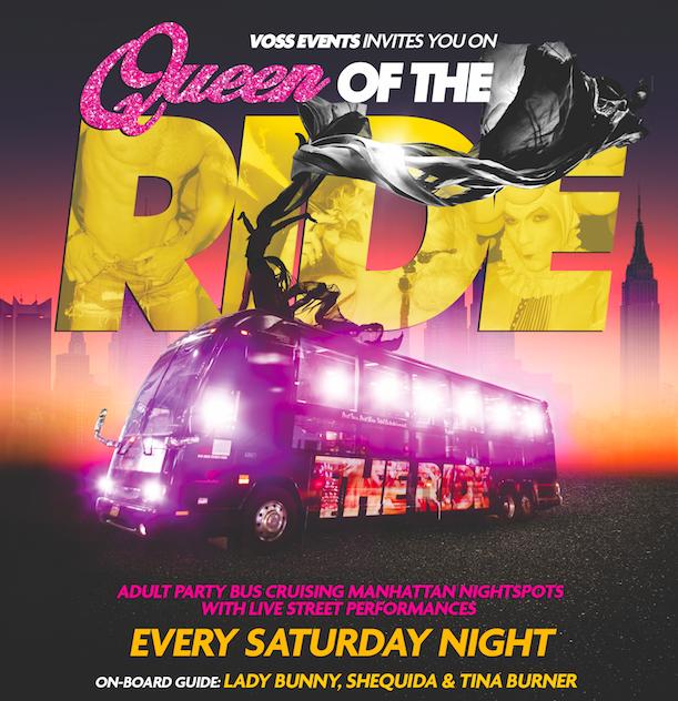 Queen of the ride
