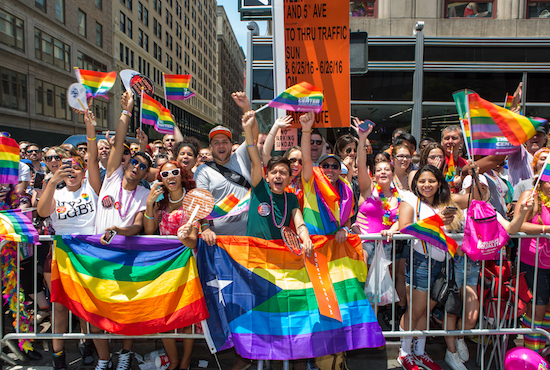 When Is Gay Pride In New York