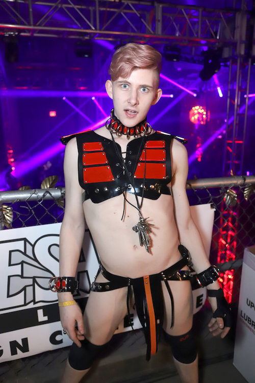 from Landen gay expo new york